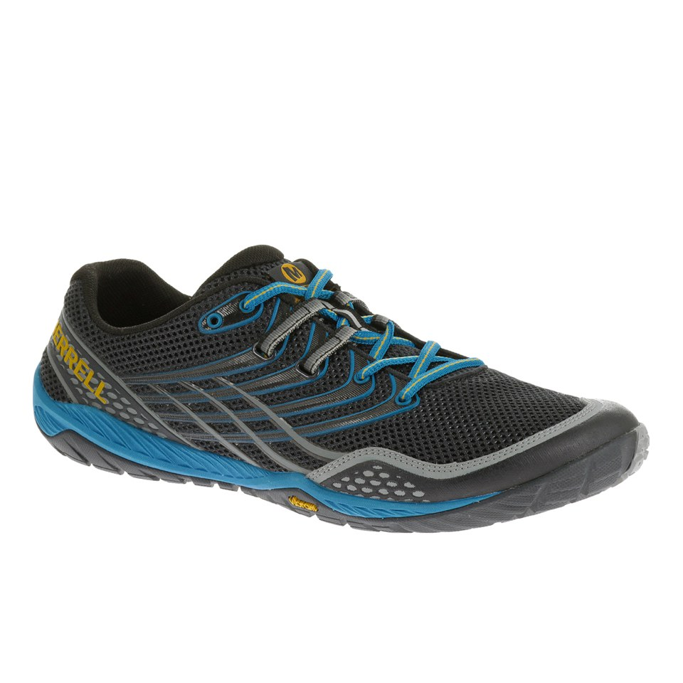 Merrell Trail Running Shoes Lake Blue