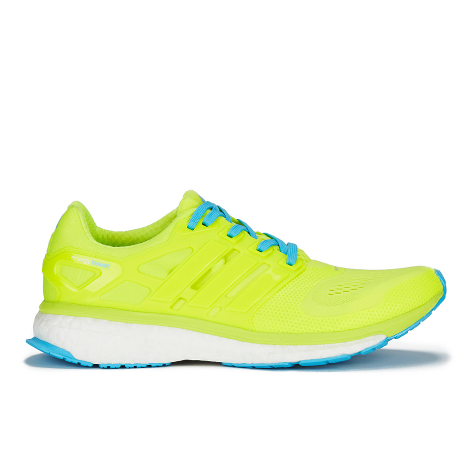 info for 503c8 066e1 adidas Mens Energy Boost ESM Running Shoes - YellowGreen  ProBikeKit  Canada