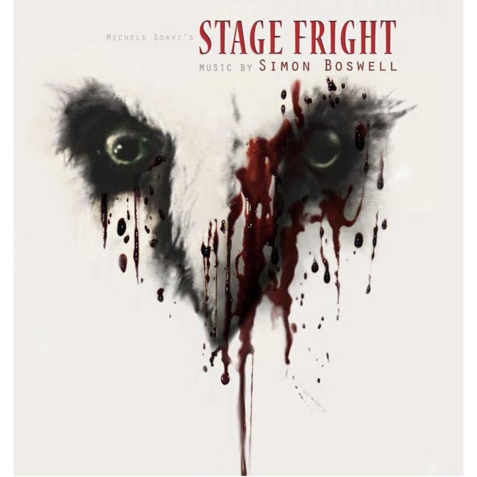 Stage Fright Original Soundtrack Ost Clear Vinyl Lp