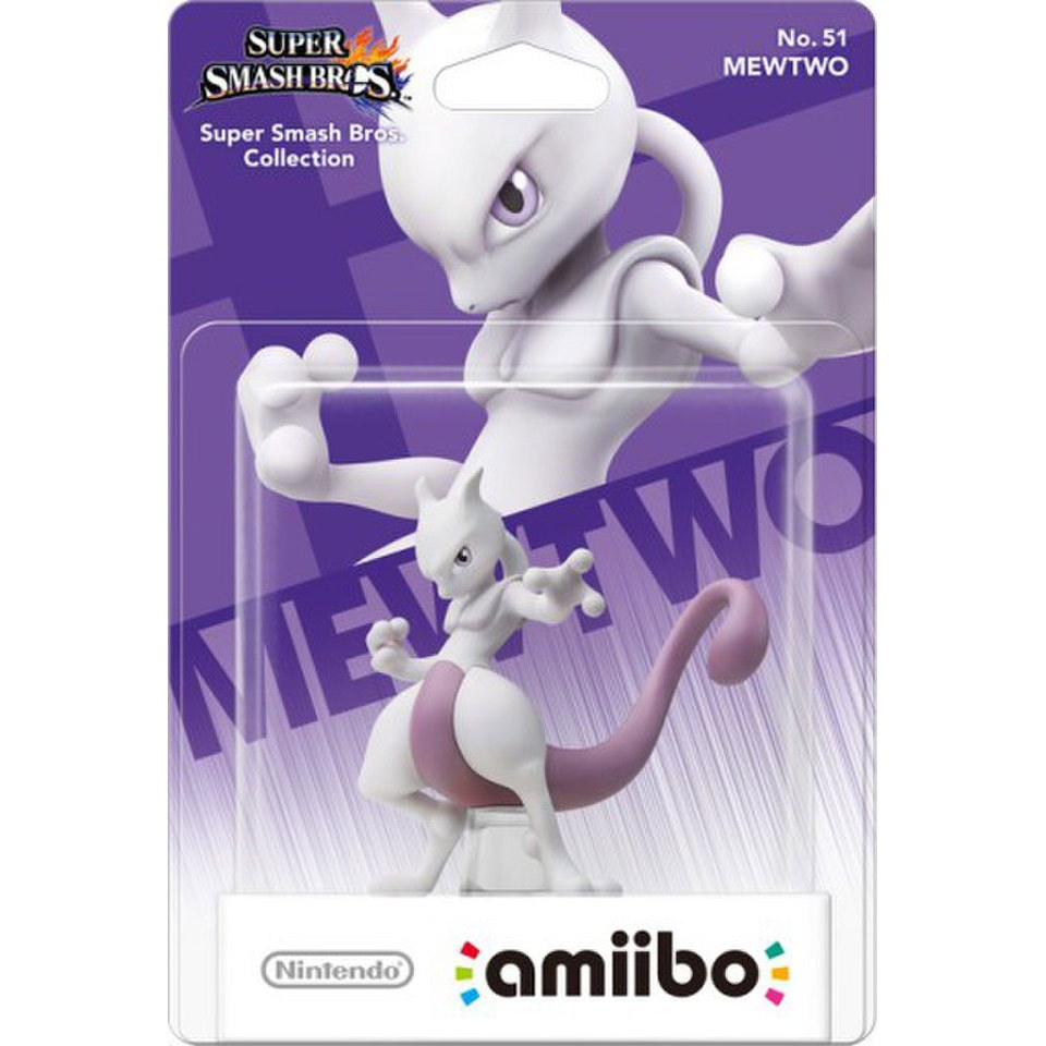 mewtwo amiibo nintendo official uk store. Black Bedroom Furniture Sets. Home Design Ideas