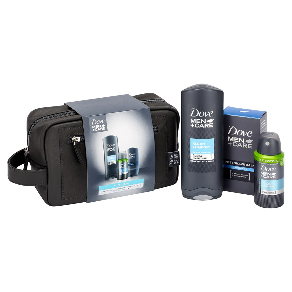8534eedbf2eb Dove Men +Care Total Care Washbag Gift Set