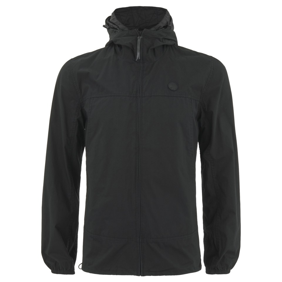 f676f53c6f198 Pretty Green Men's Festival Jacket - Black Clothing | TheHut.com