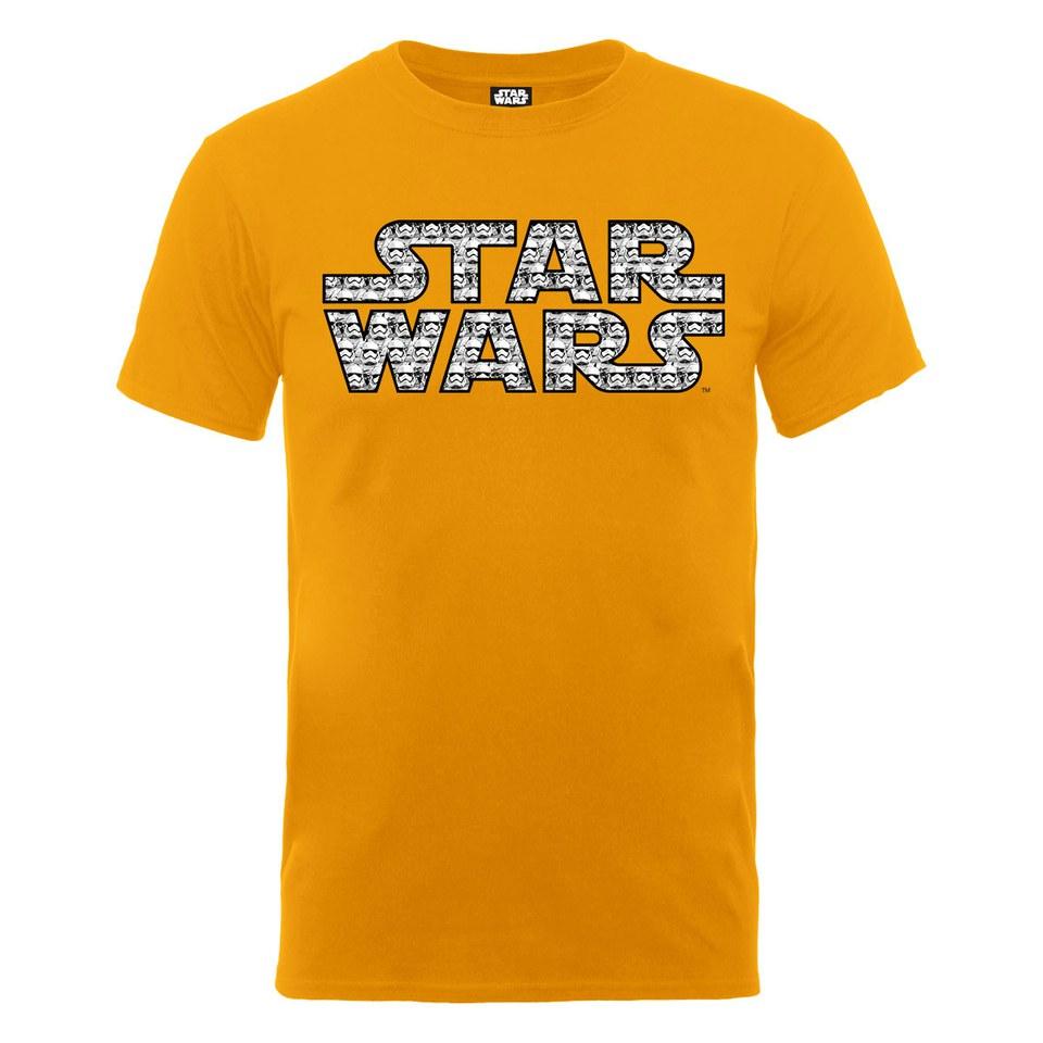 Star wars men 39 s the force awakens stormtroopers logo for T shirt printing franchise