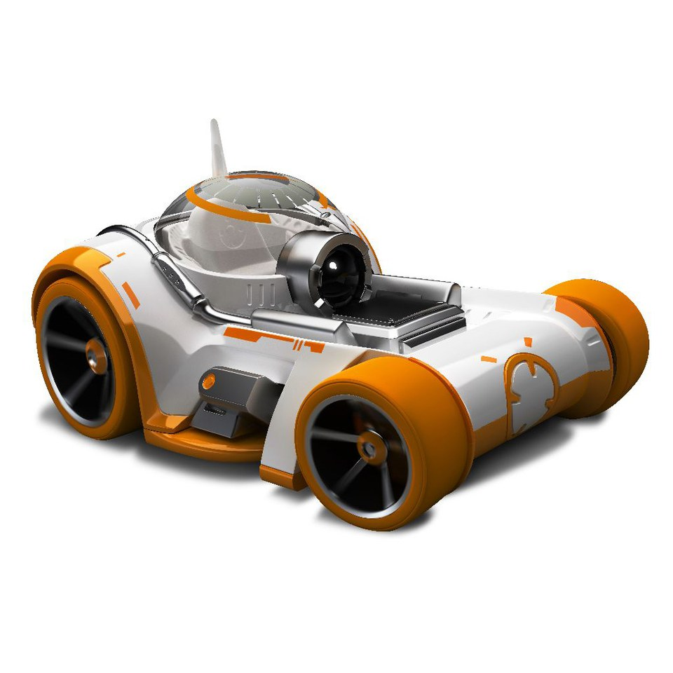 hot wheels star wars the force awakens bb 8 vehicle merchandise zavvi. Black Bedroom Furniture Sets. Home Design Ideas