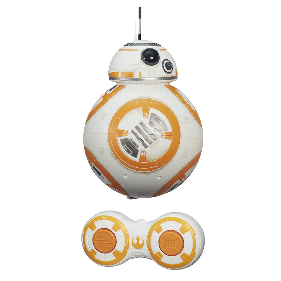 Star Wars The Force Awakens BB-8 Remote Control Vehicle