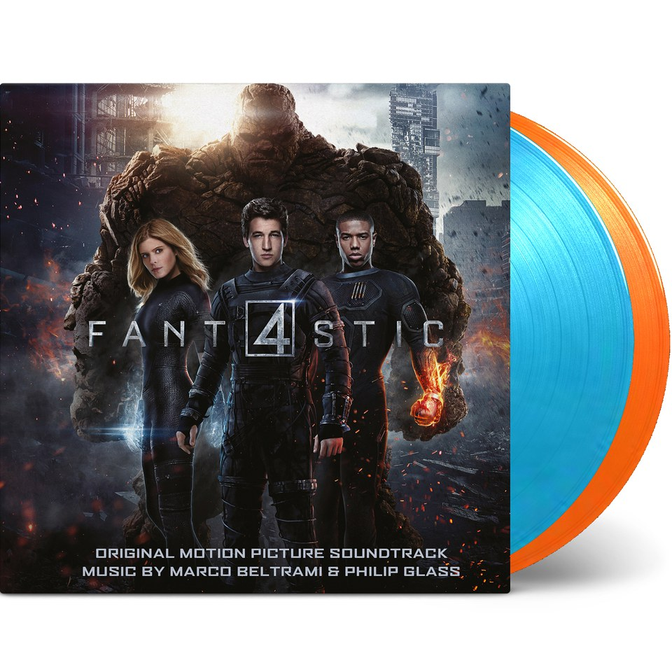 Fantastic Four The Original Motion Picture Soundtrack Ost