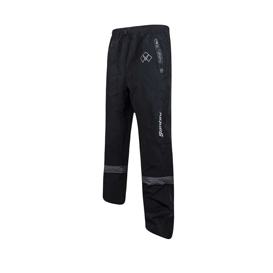 Santini ZIGRIN Rainproof Over Trousers - Black
