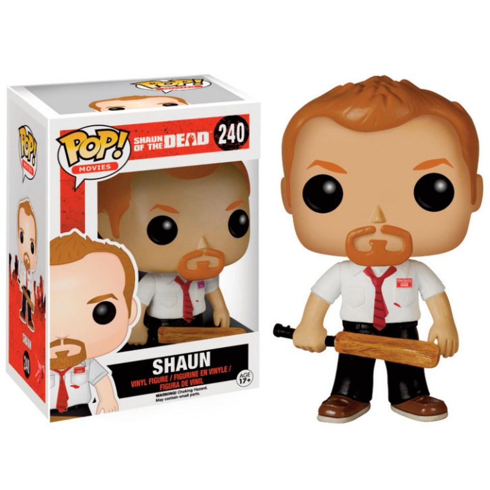 Shaun Of The Dead Shaun Pop Vinyl Figure Merchandise