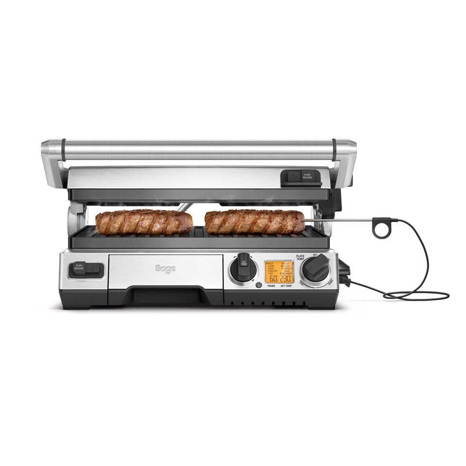 Sage BGR840 The Smart Grill Pro