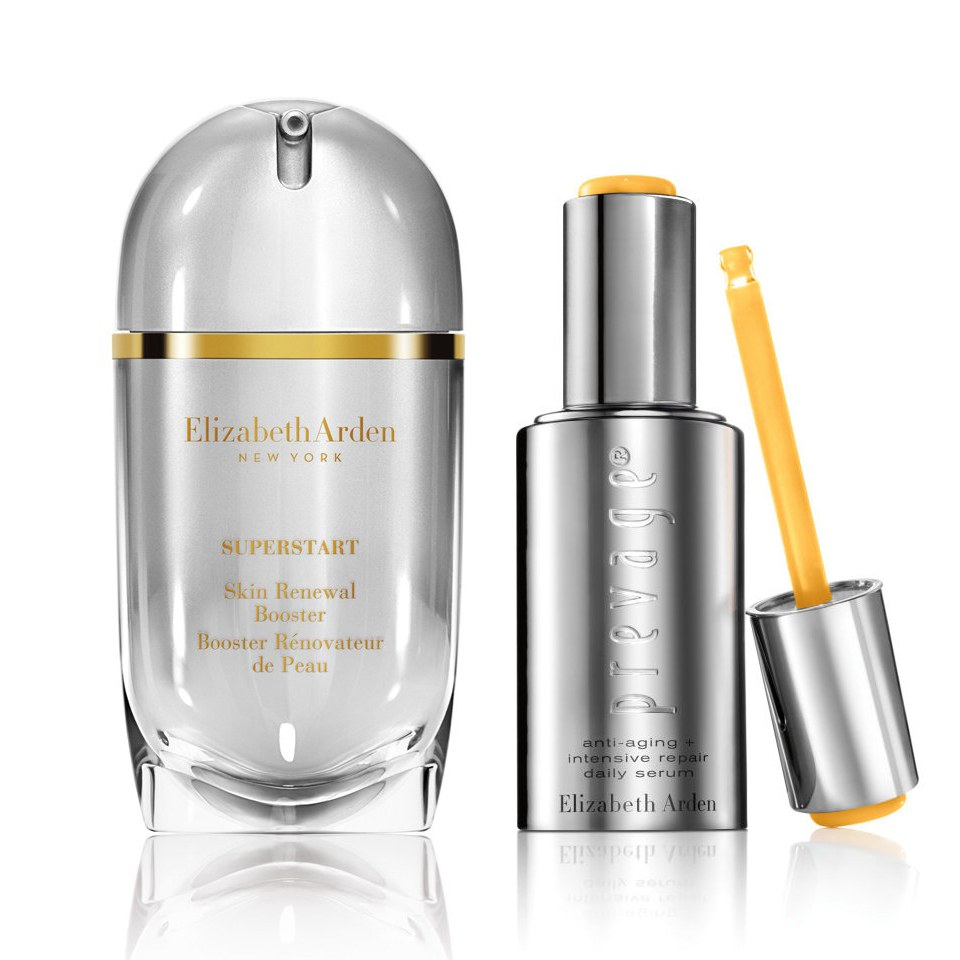Superstart and Prevage Serum Duo