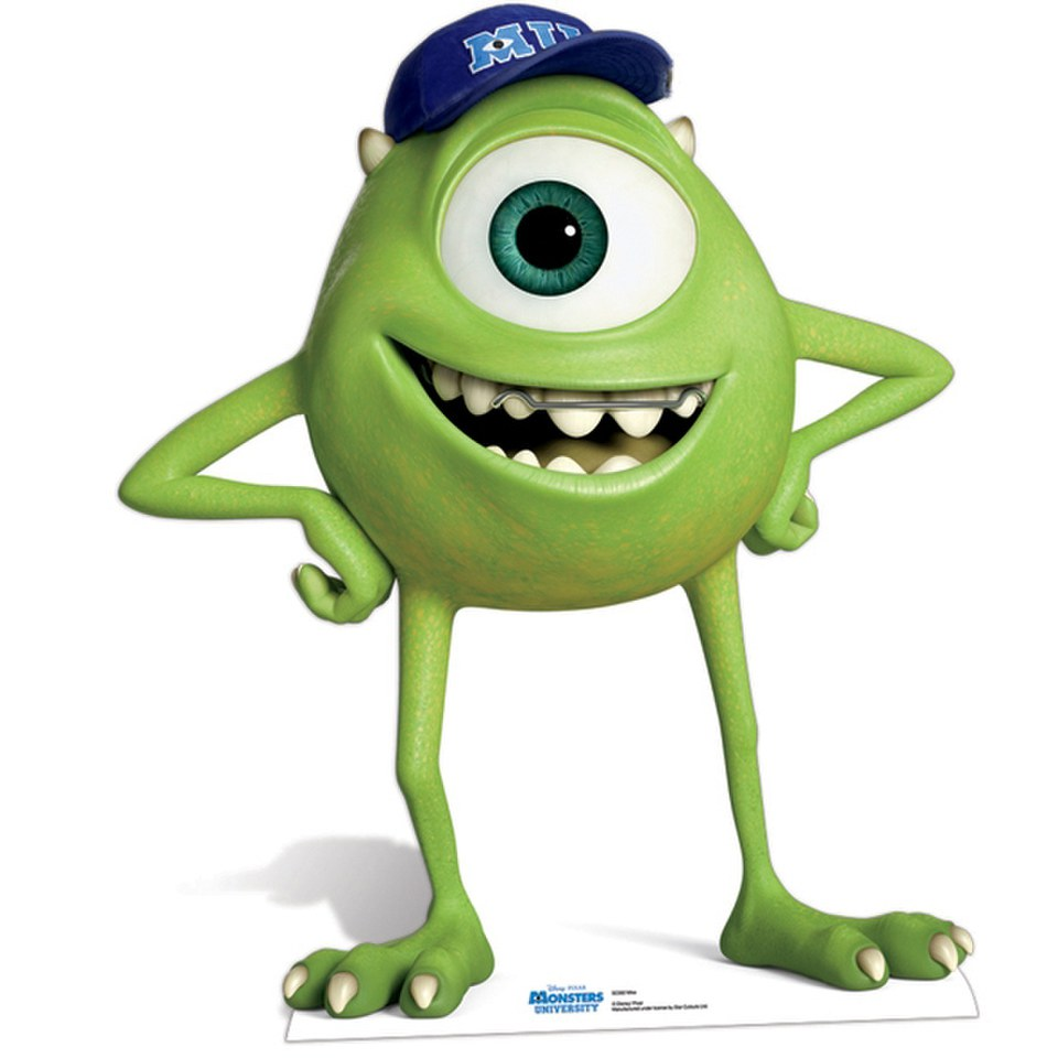 Disney Monsters University Mike Cut Out My Geek Box