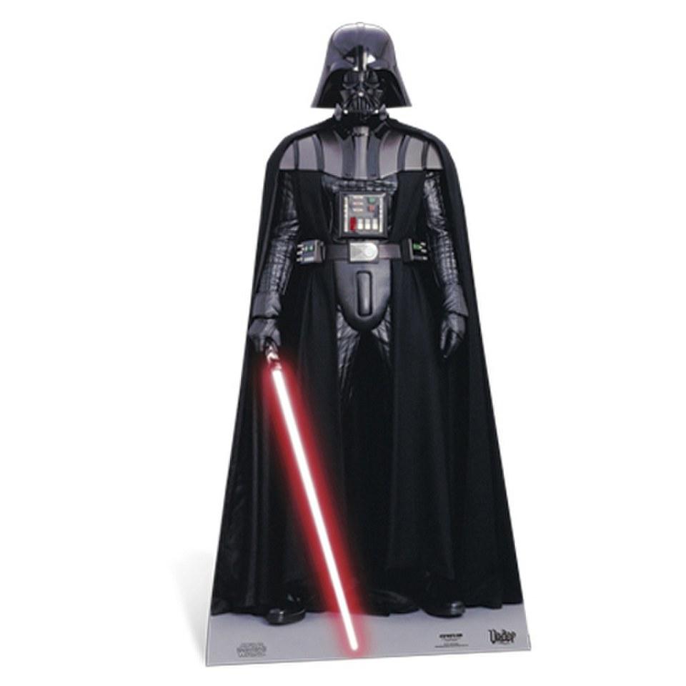 Star wars darth vader cut out merchandise zavvi - Image dark vador ...