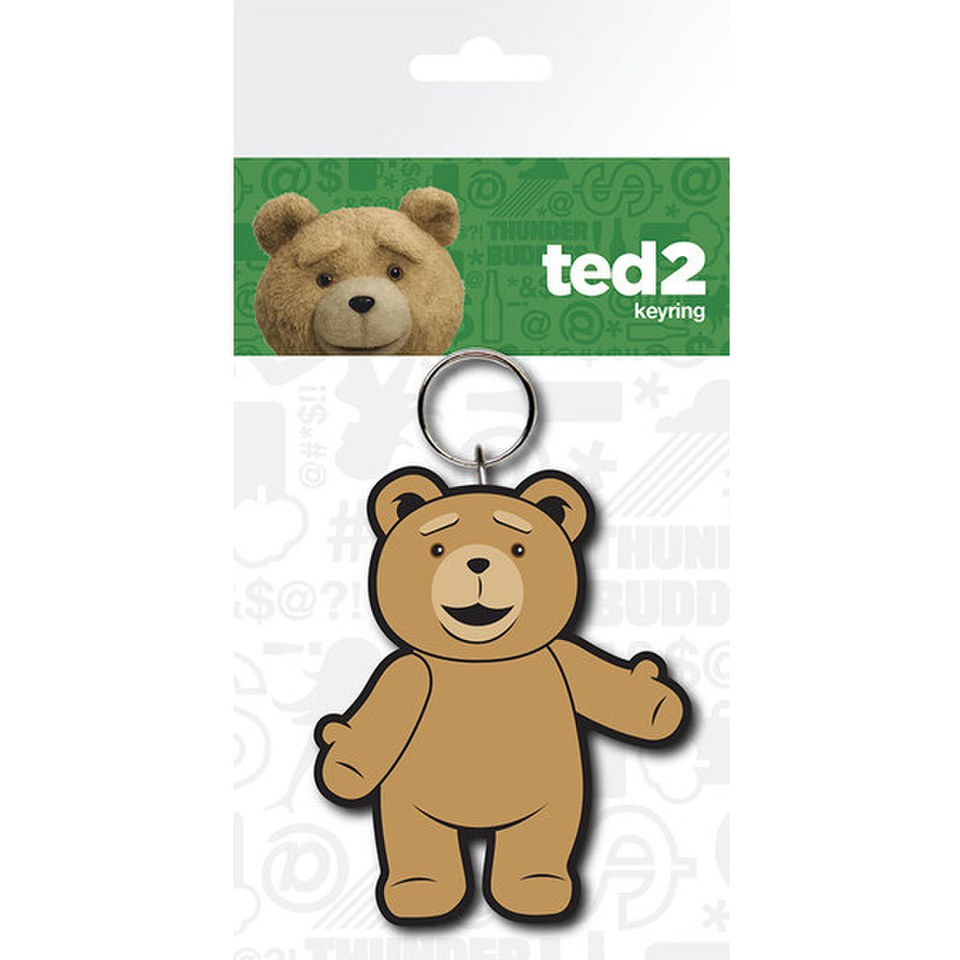 Ted 2 Ted - Keychain
