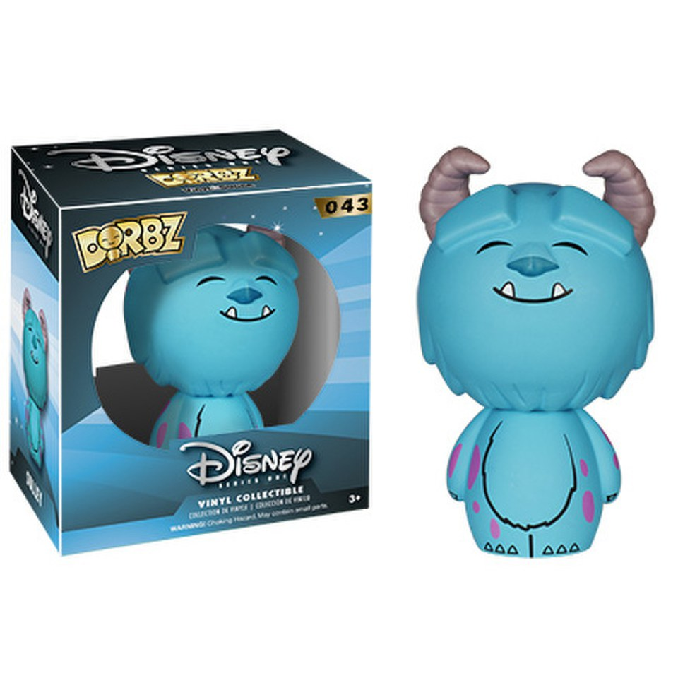 Disney Monsters Inc. Sulley Dorbz Action Figure