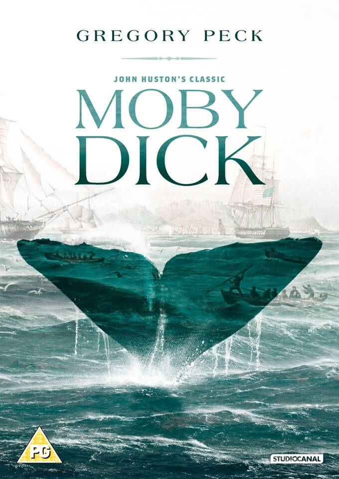 Moby Dick Dvd Zavvi