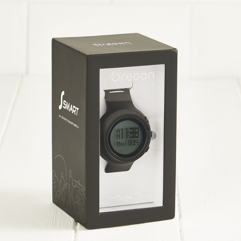 oregon scientific smart trainer watch