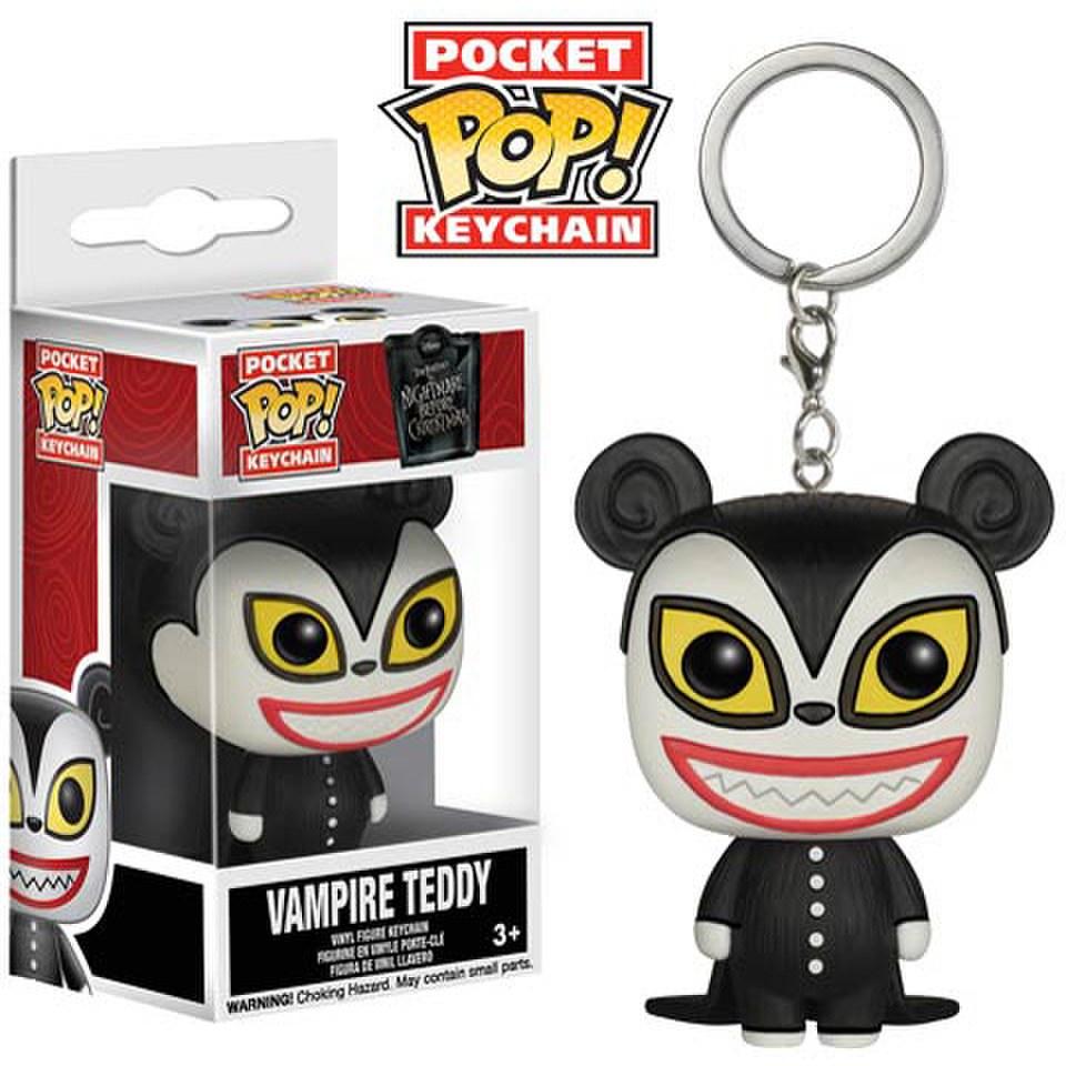 Disney The Nightmare Before Christmas Vampire Teddy Pocket Pop ...