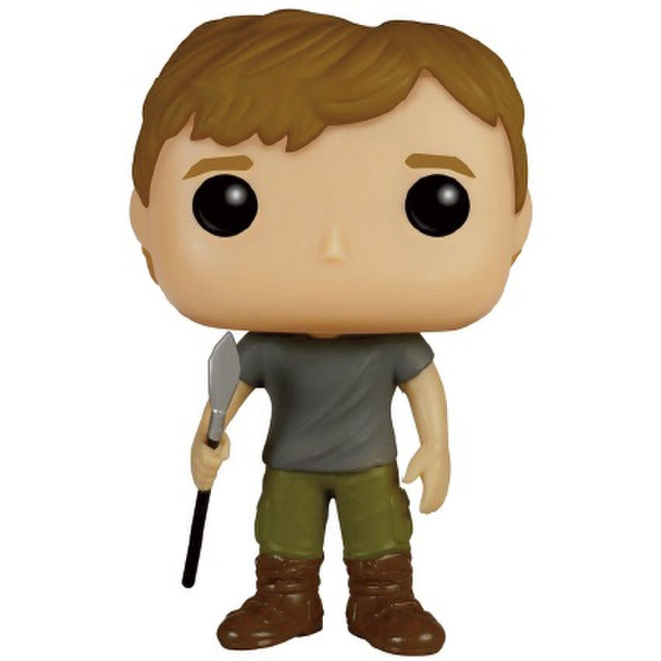 The Hunger Games Peeta Mellark Pop! Vinyl Figure