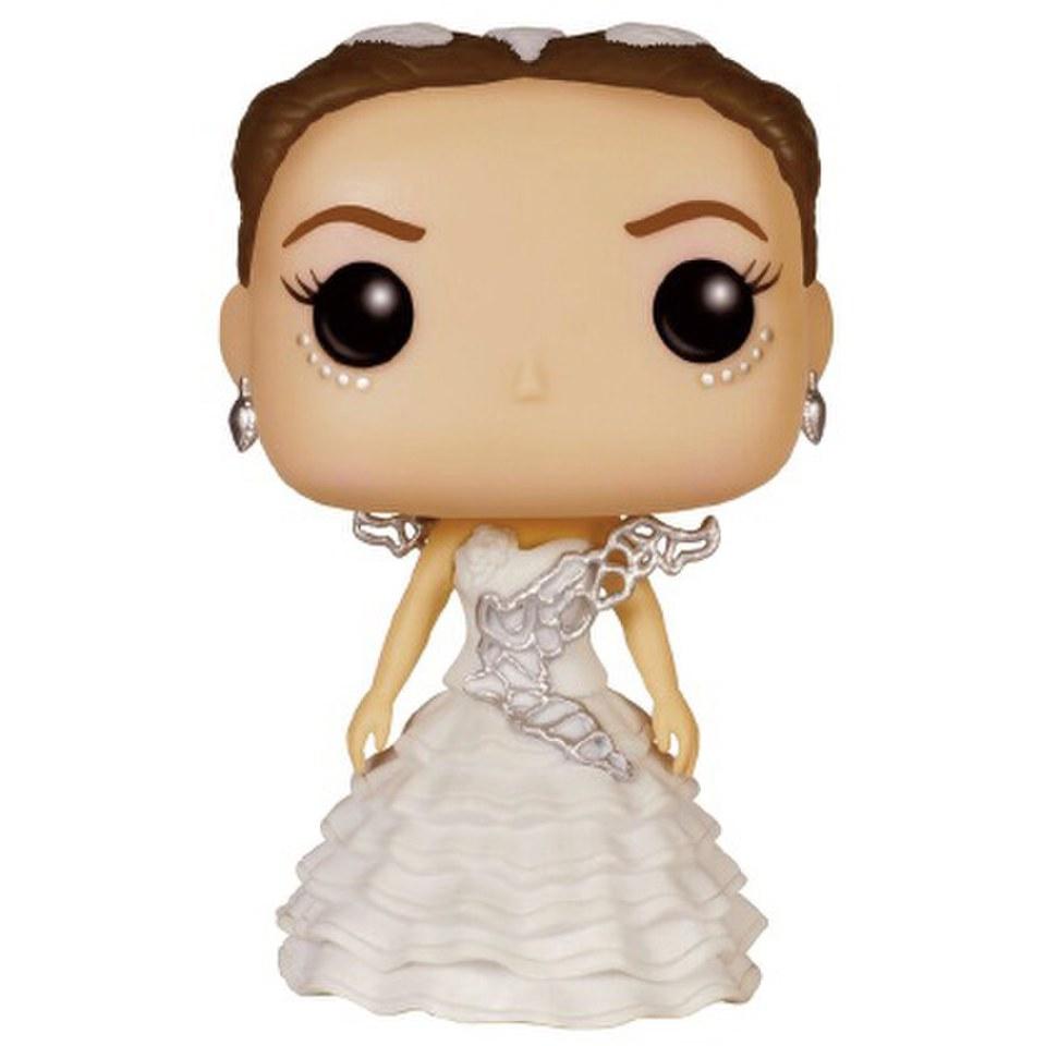 Pop Wedding Dress.The Hunger Games Katniss Wedding Dress Pop Vinyl Figure