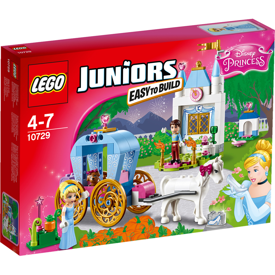 LEGO Juniors: Disney Princess Cinderella