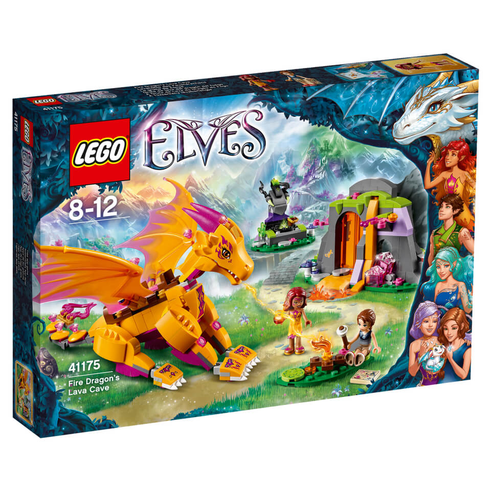 LEGO Elves: Fire Dragon