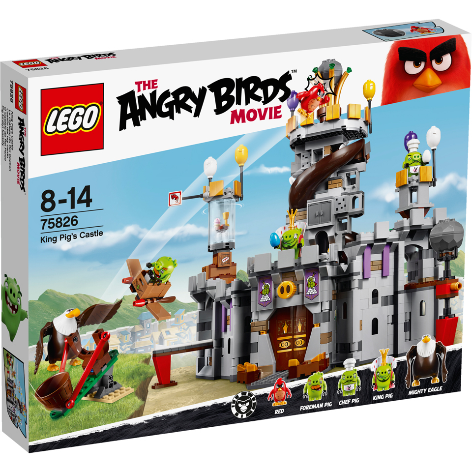 LEGO Angry Birds: King Pig