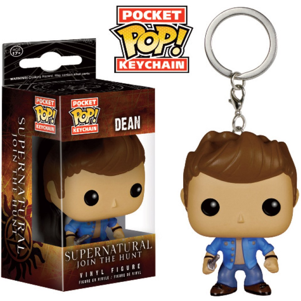 Porte-Clef Pocket Pop! Supernatural - Dean