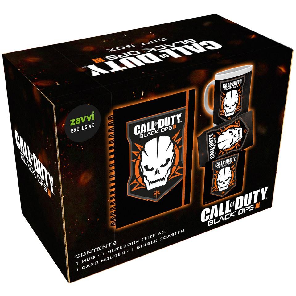 Call Of Duty Gift Box Zavvi Exclusive Merchandise