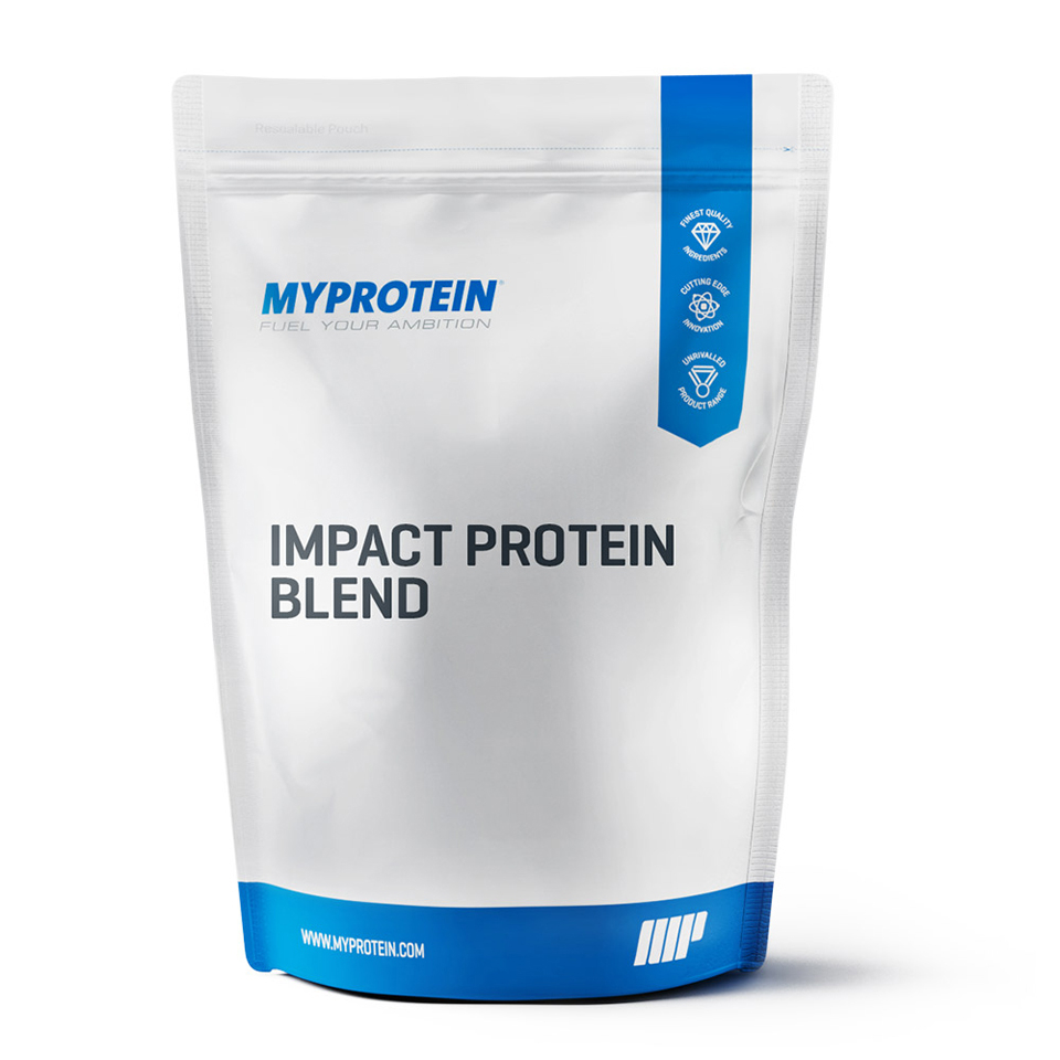Impact Protein Blend (USA) - Chocolate Smooth - 2.2lb