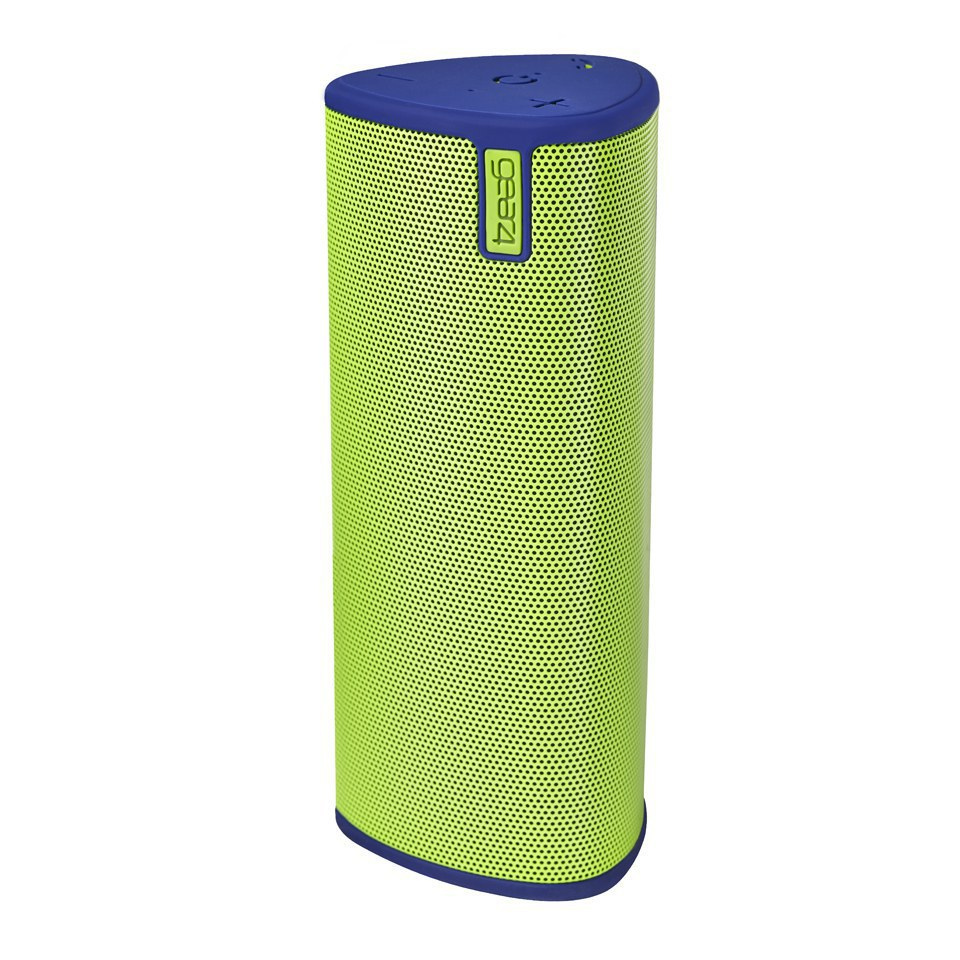 GEAR4 HouseParty Go! 2 Portable Wireless Bluetooth Speaker - Lime/Navy