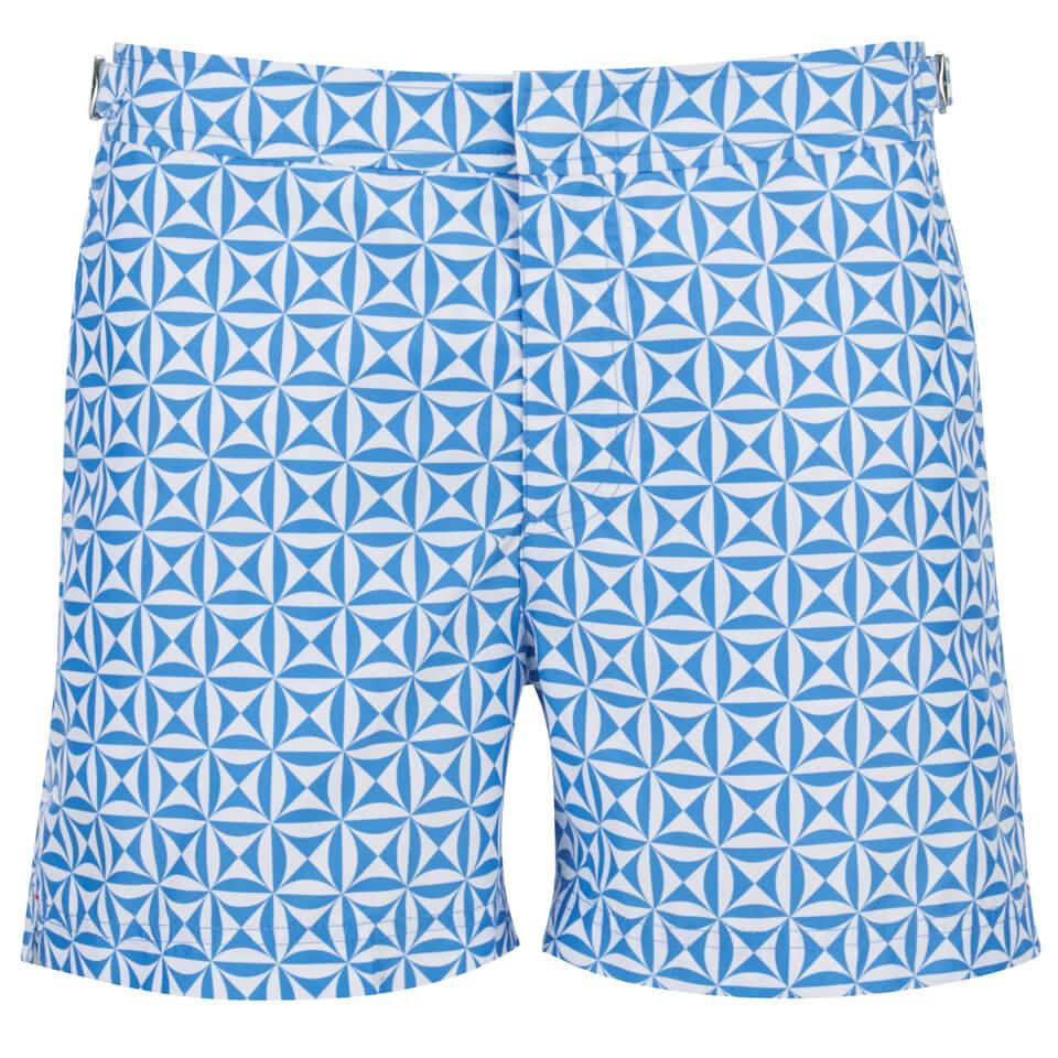 2934c29af6 Orlebar Brown Men's Setter Tamanu Swim Shorts - Riviera - Free UK ...