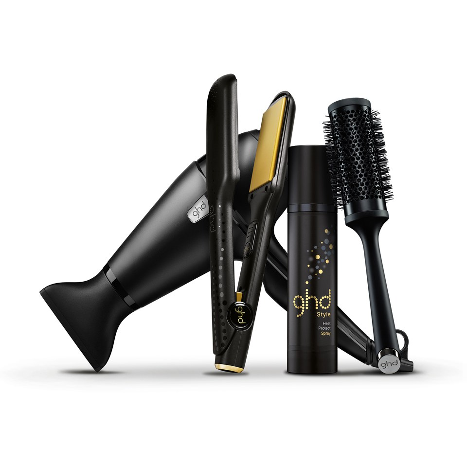 coffret styler ghd v gold series max et s che cheveux ghd air ultimate styling livraison. Black Bedroom Furniture Sets. Home Design Ideas