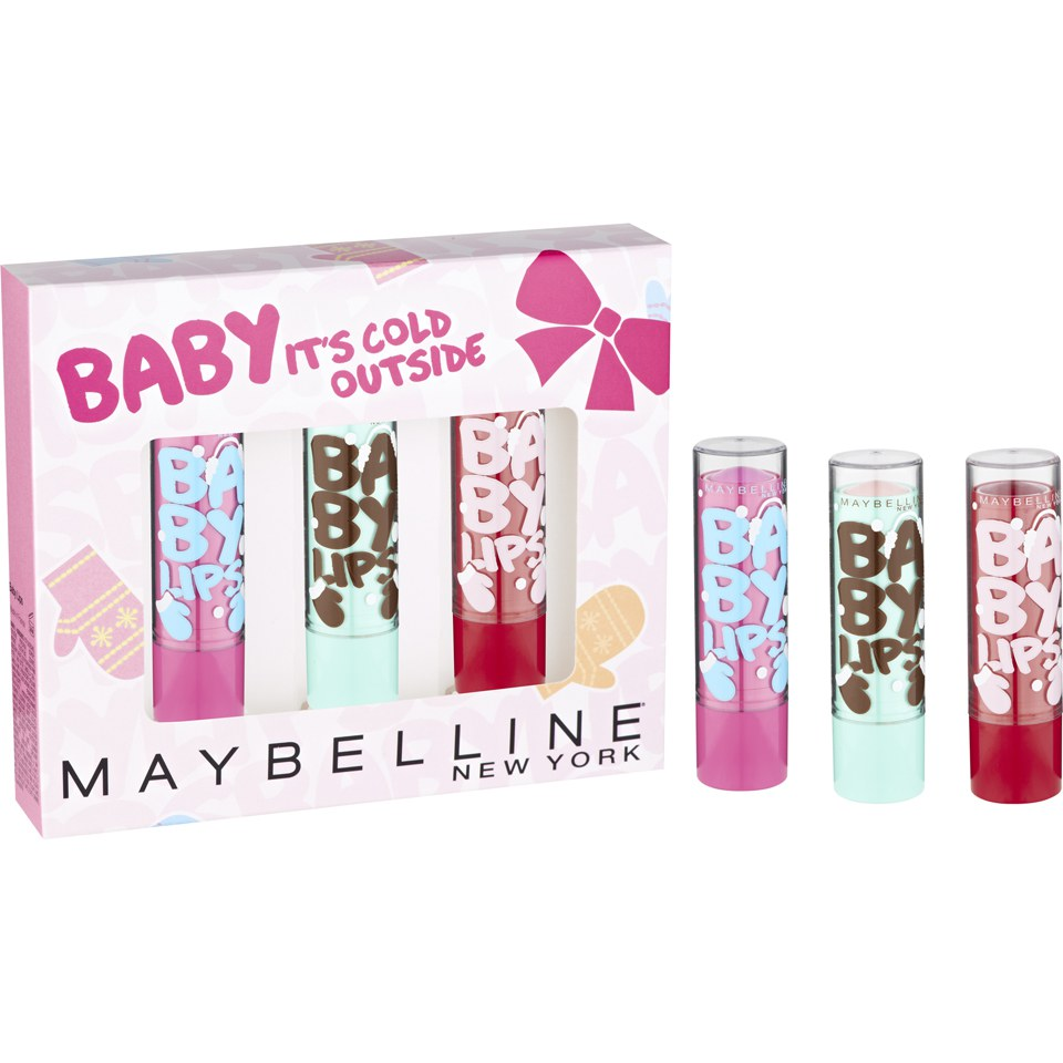 Maybelline Baby its Christmas Gift Set Winter | Free Shipping ...