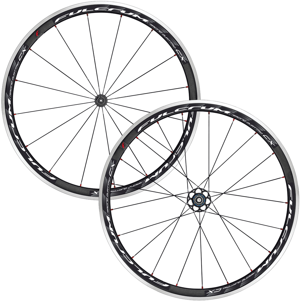 Fulcrum Racing Quattro LG CX Clincher Wheelset