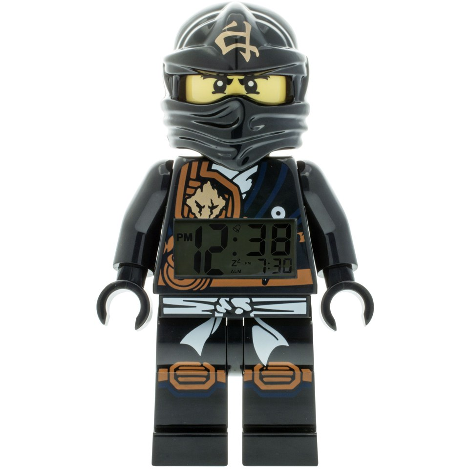 Lego Ninjago Jungle Cole Clock Iwoot