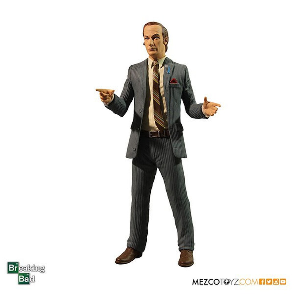 Figurine Saul Goodman - Breaking Bad -Mezco Diorama SDCC 2015