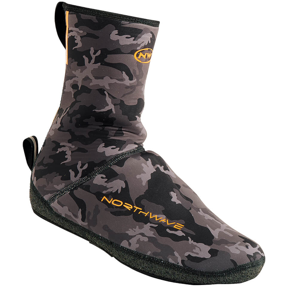 Northwave New Husky Shoe Cover - Camo | shoecovers_clothes