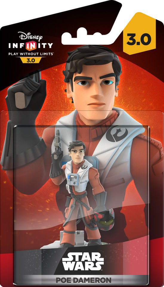 Disney Infinity 3.0: The Force Awakens Poe Dameron