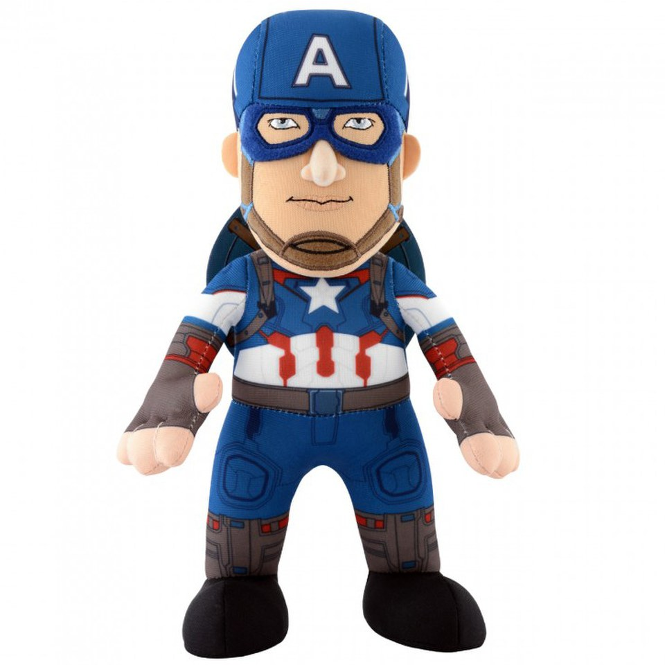 Marvel The Avengers Captain America 10 Inch Bleacher Creature