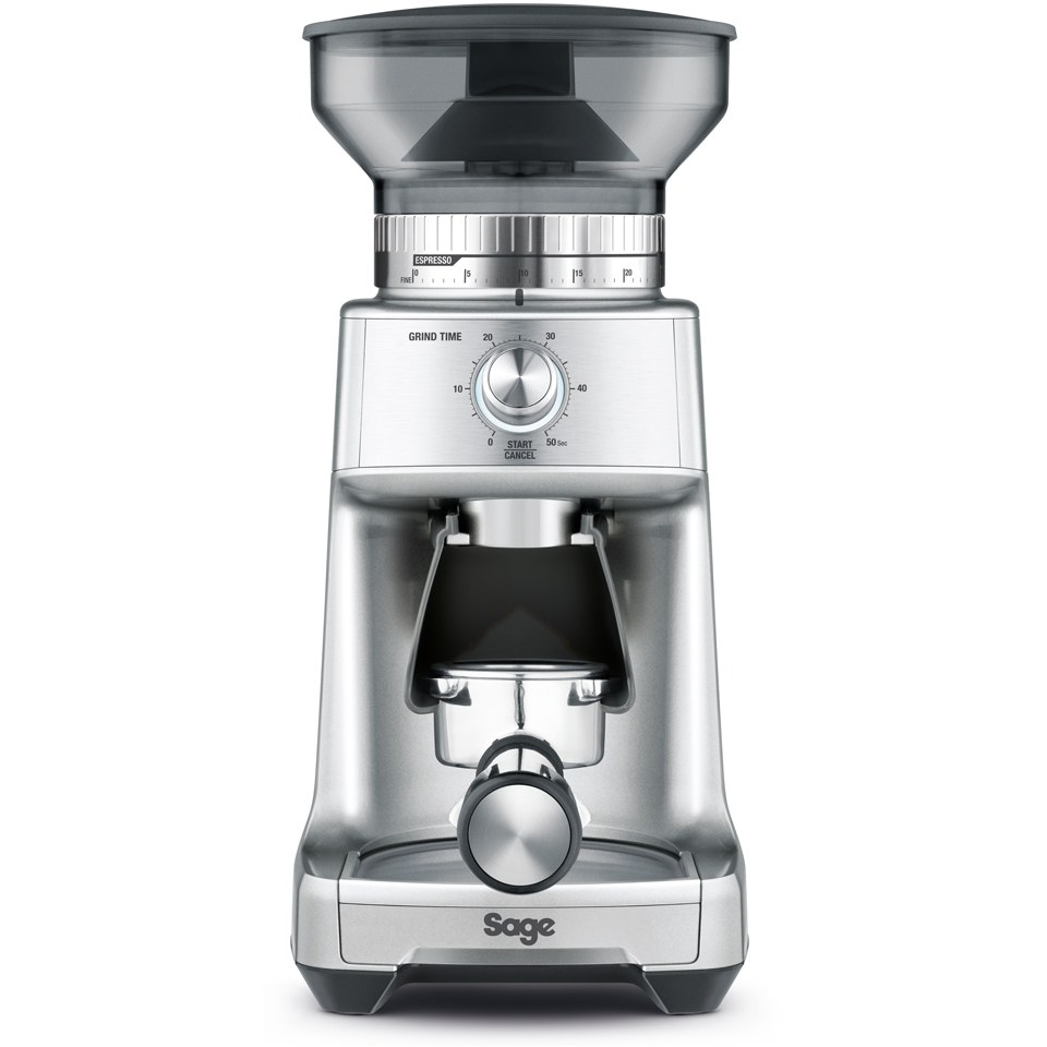Sage BCG600SIL The Dose Control Pro Coffee Grinder