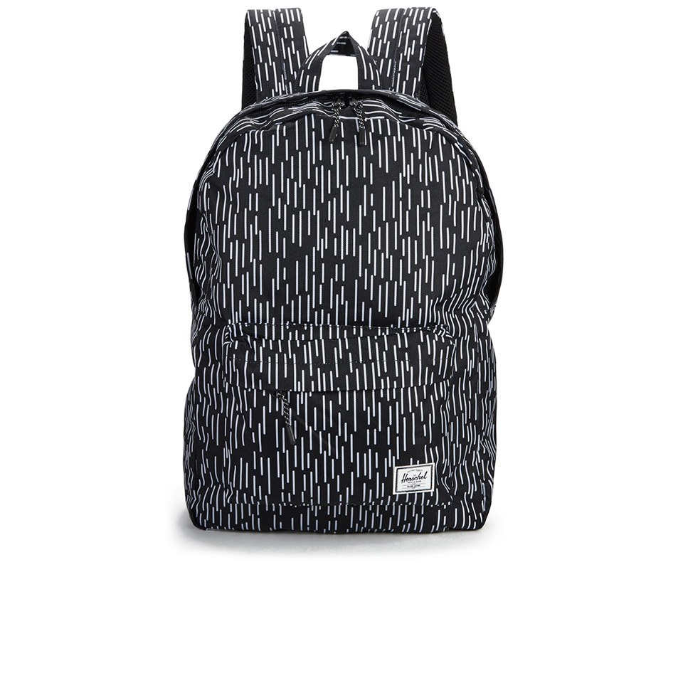 6e7efbcfd7 Herschel Supply Co. Classic Backpack - Black White Rain Camo - Free ...