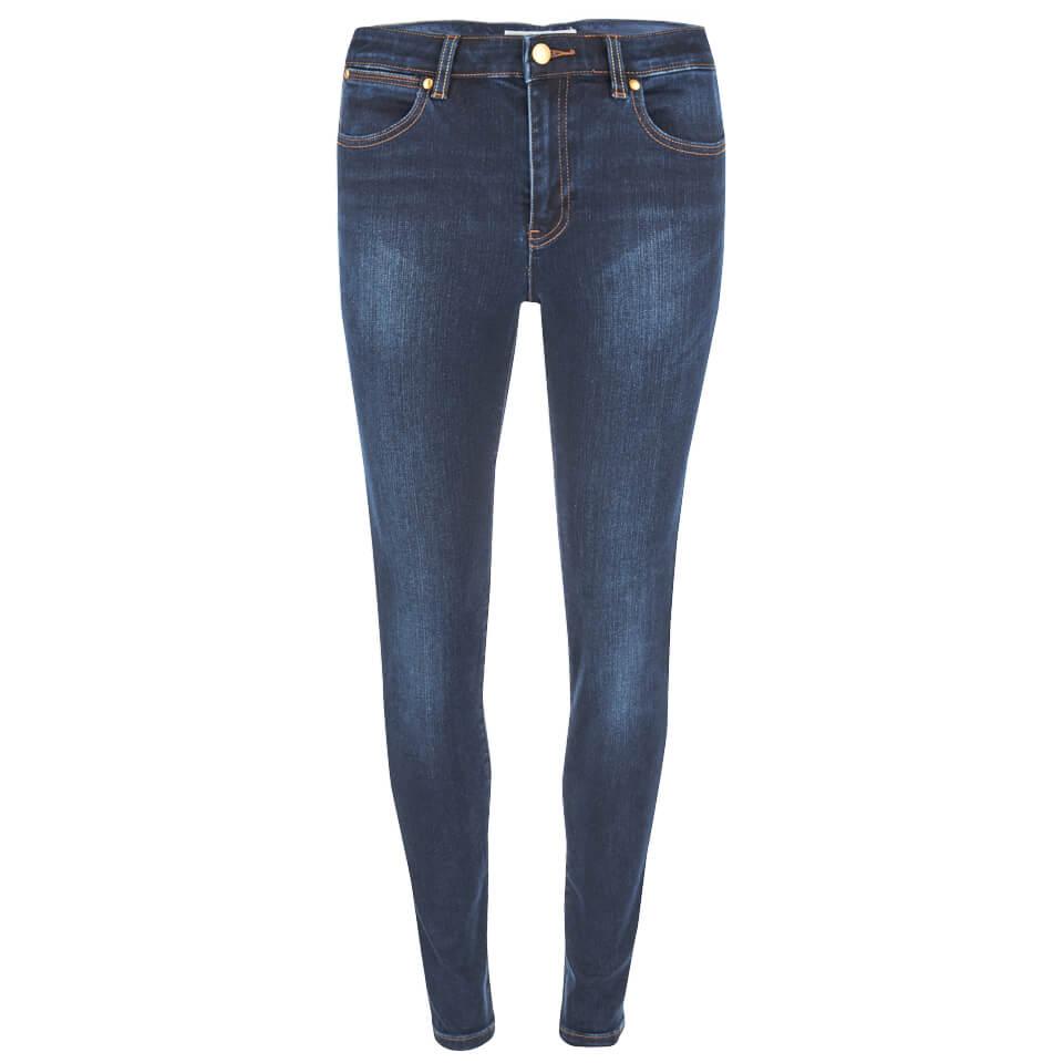9f99e8fb289e1 MICHAEL MICHAEL KORS Women s Denim Skinny Jeans - Midnight - Free UK ...