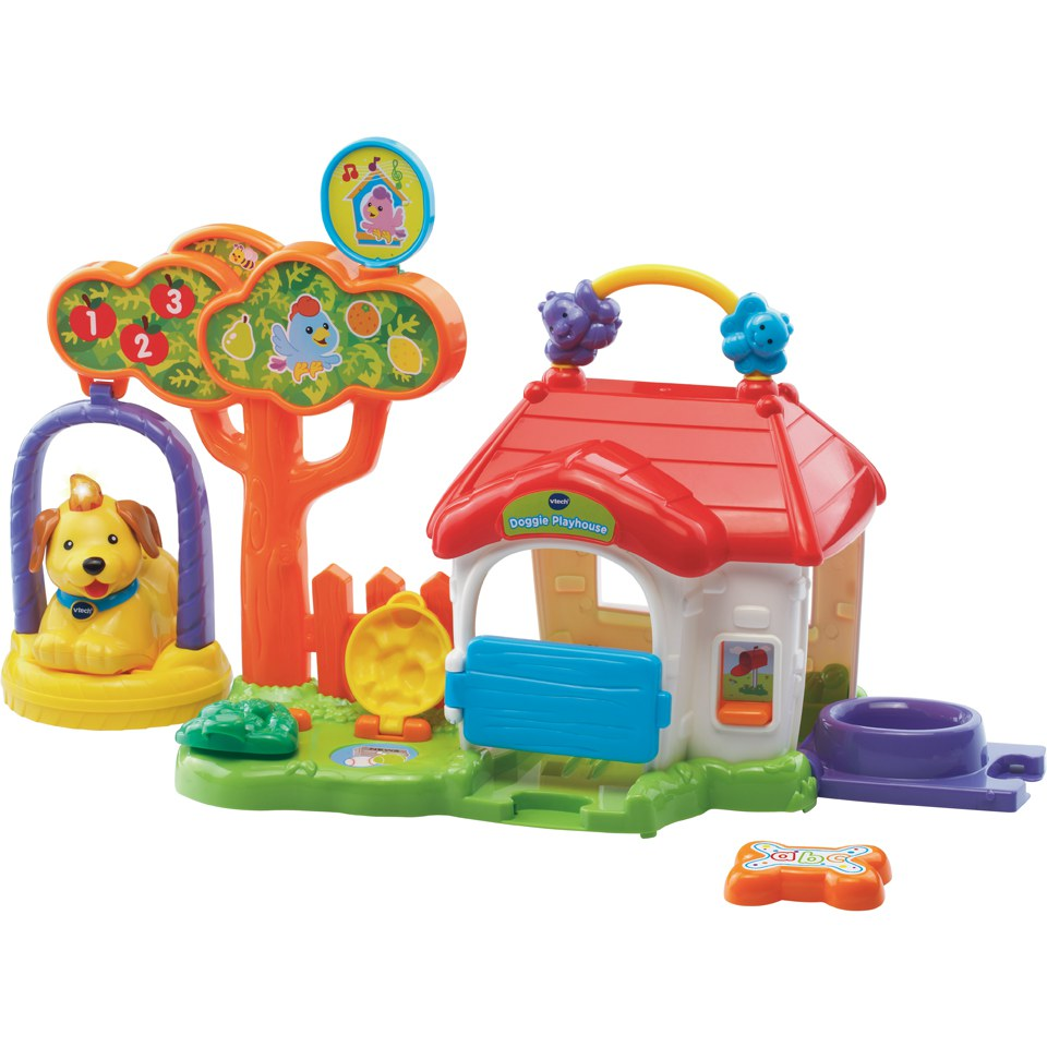 Vtech Baby Toot-Toot Animals Doggie Playhouse