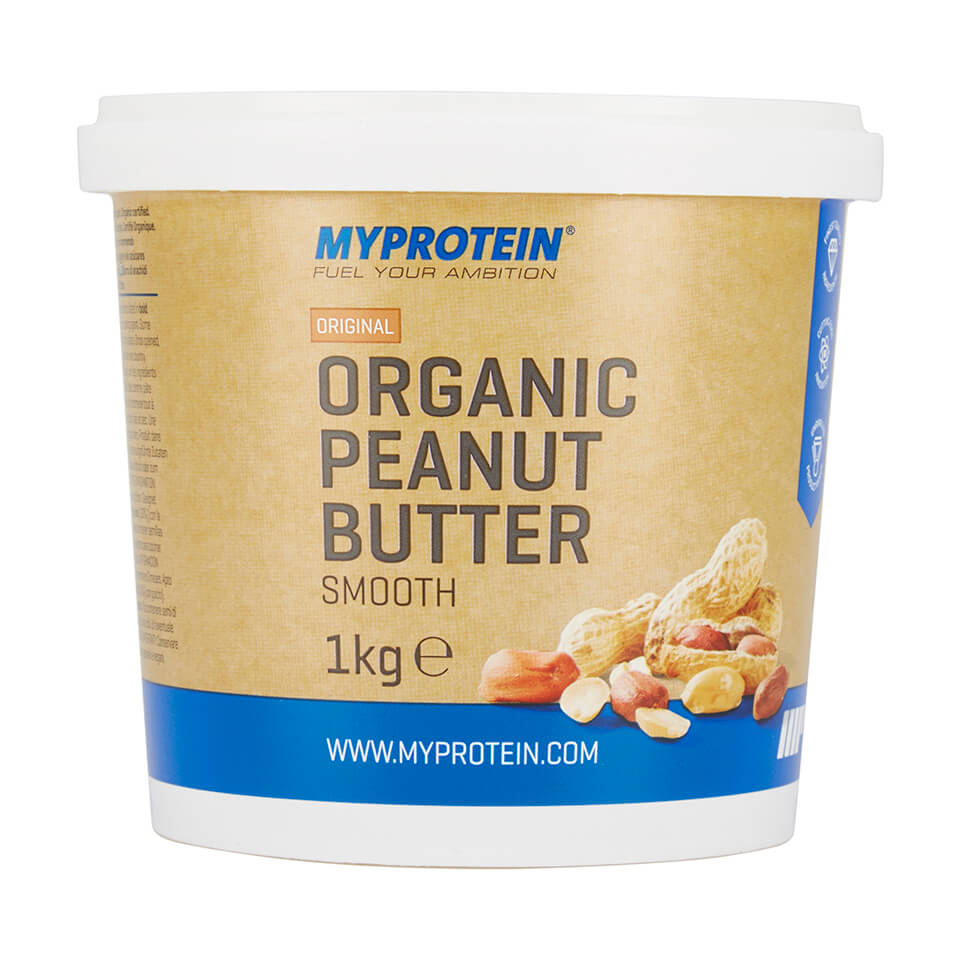 Nut Butter, Organic, Smooth - 1kg