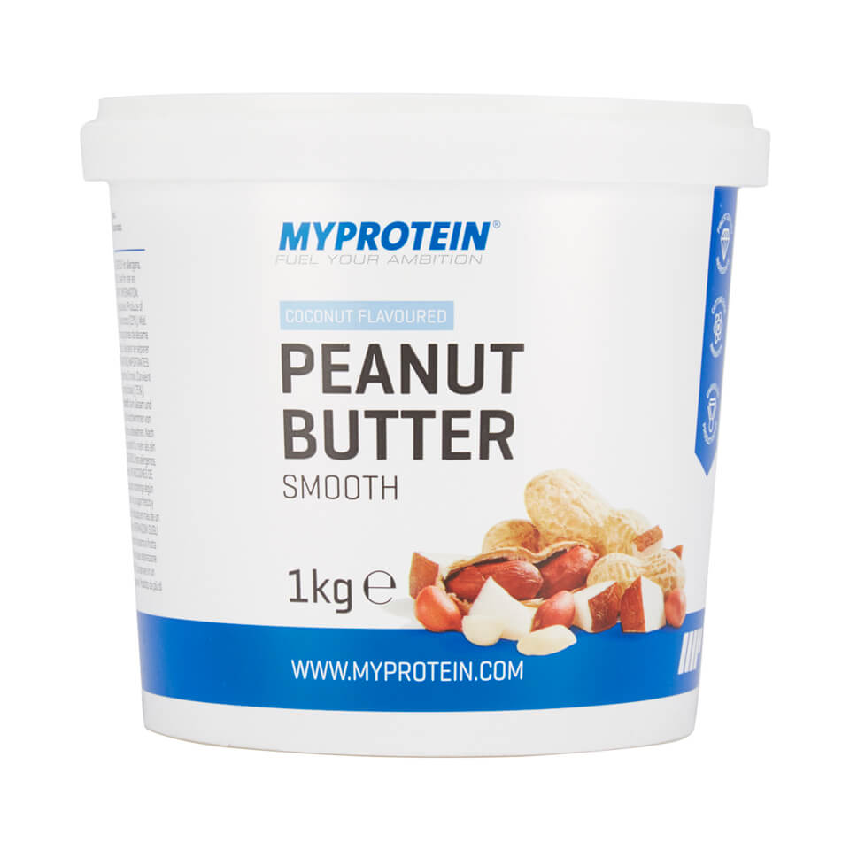 Peanut Butter Natural - Coconut - Smooth