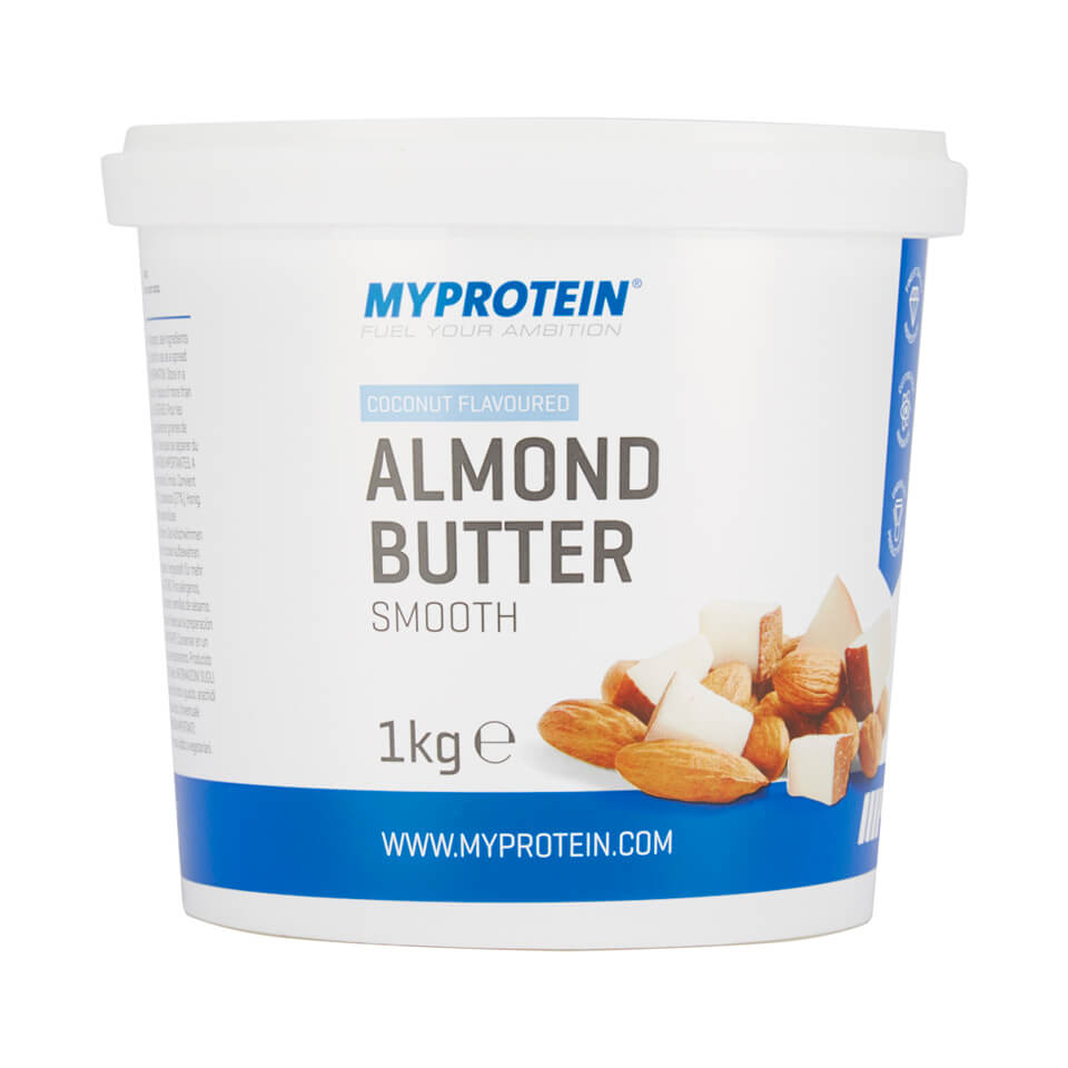 Almond Butter Coconut Smooth - Tub - 1kg