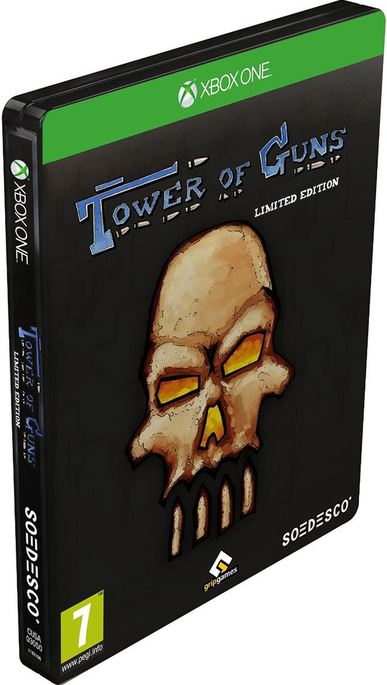 Tower of Guns - Day 1 Édition Steelbook
