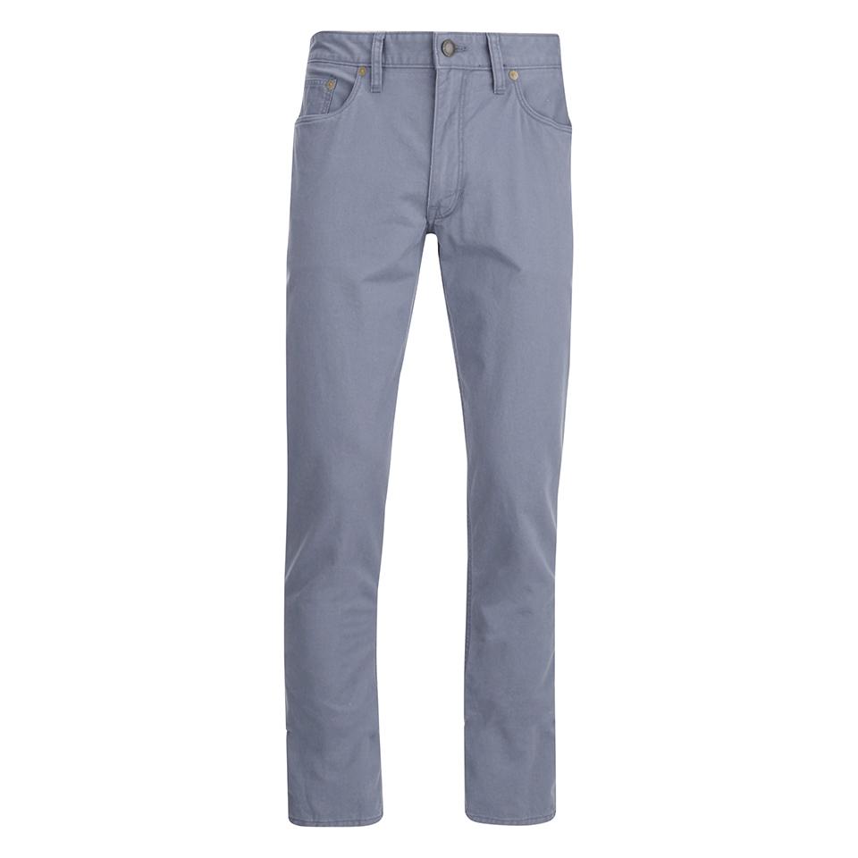 11005ad9a833 Polo Ralph Lauren Men s Sullivan Slim Fit Regular Jeans - Blueberry ...