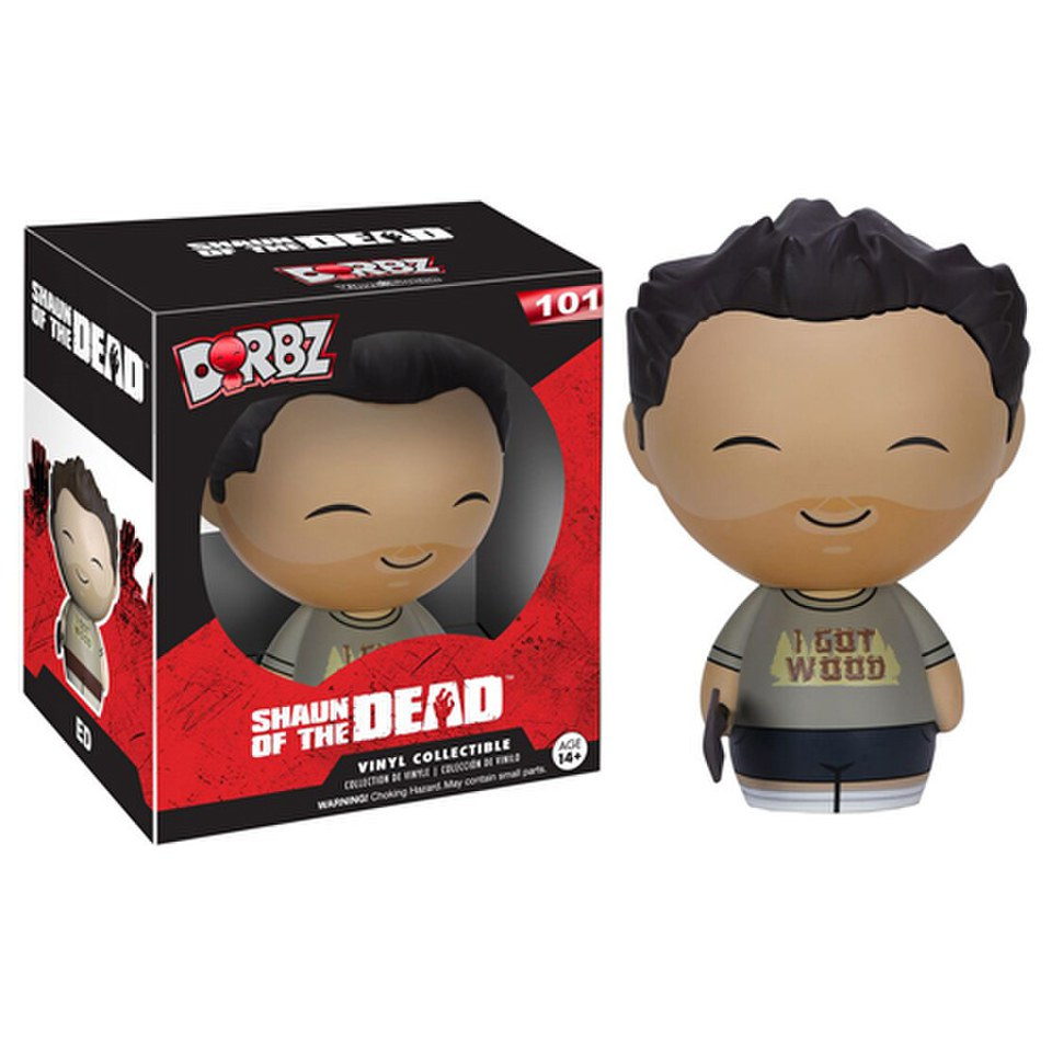Shaun Of The Dead Ed Dorbz Action Figure