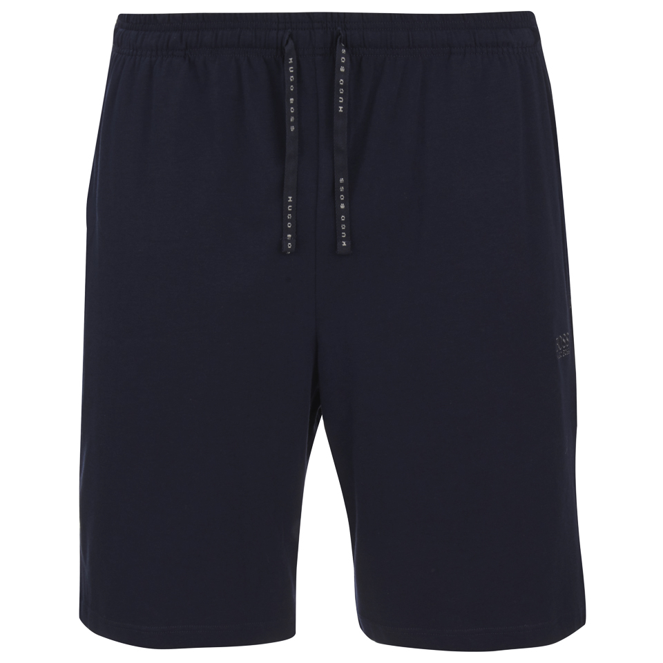 8ded2874c BOSS Hugo Boss Men's Sweat Shorts - Navy - Free UK Delivery over £50
